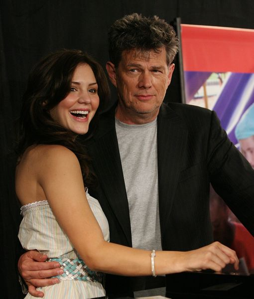 New Couple Alert! Is Katharine McPhee Dating David Foster?