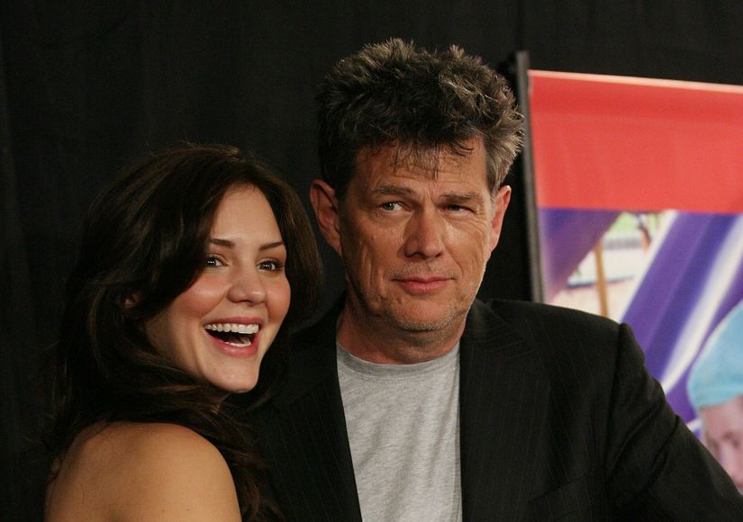 New Couple Alert! Is Katharine McPhee Dating David Foster?