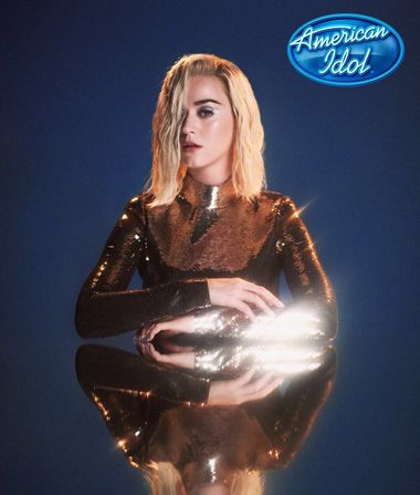Katy Perry Is First Official 'American Idol' Judge — See Her…