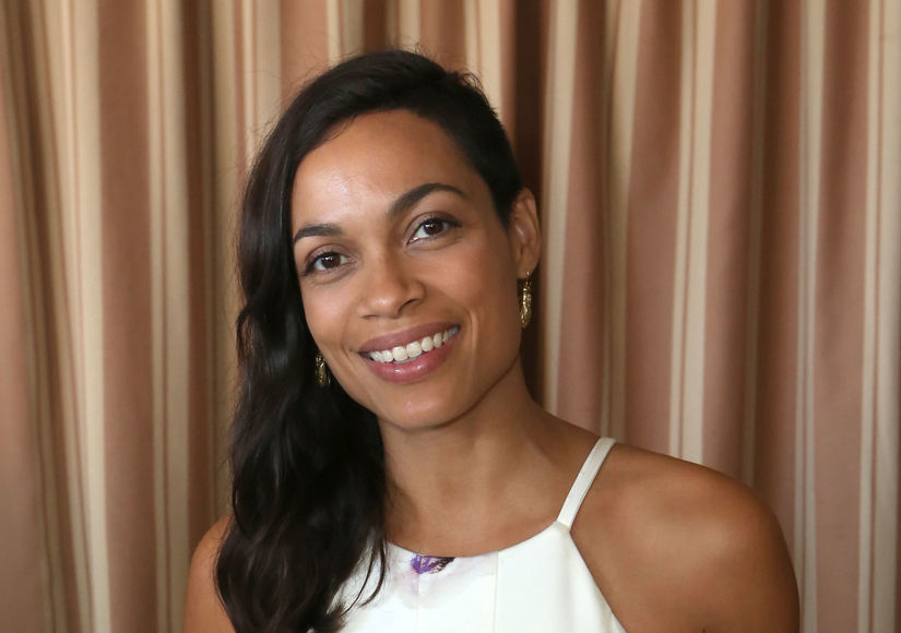 Rosario Dawson Reportedly Finds 26-Year-Old Cousin Dead