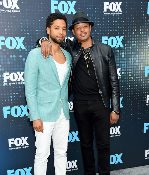 Terrence Howard Gets Emotional Over Jussie Smollett, Plus: His Future Plans