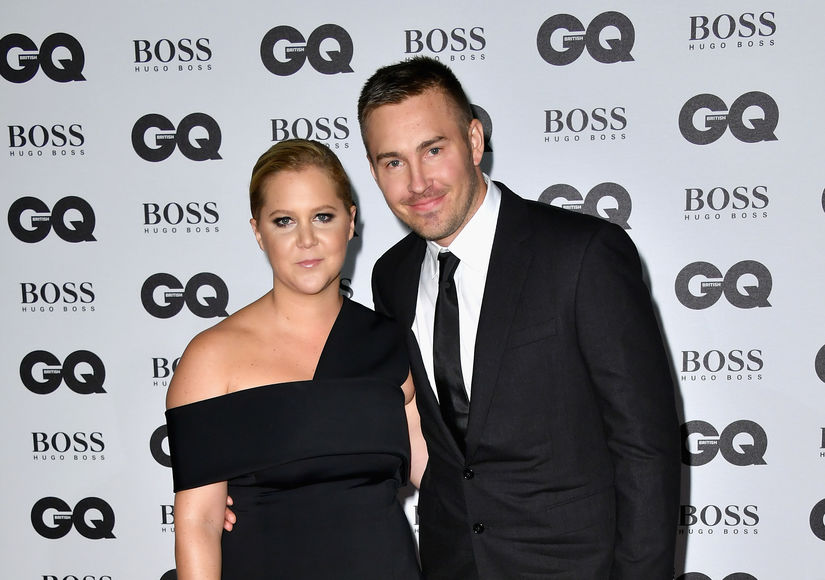 Amy Schumer Makes Funny Dating Joke After Split with Ben Hanisch