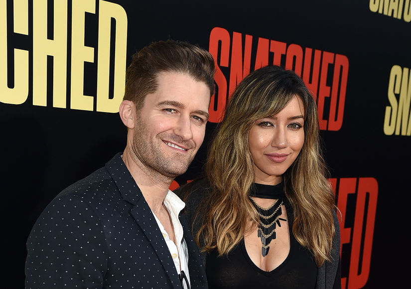 Matthew Morrison & Wife Renee Expecting First Child