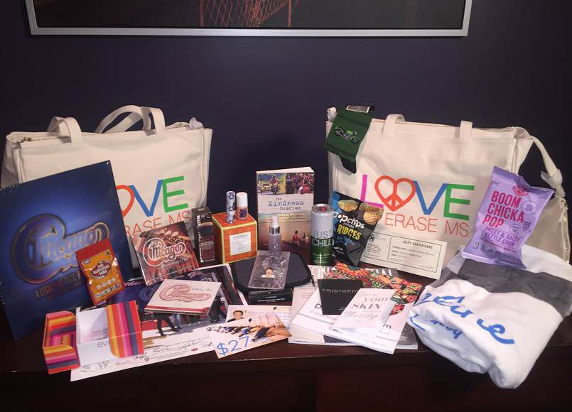 Win It! A Gift Bag from Race to Erase MS
