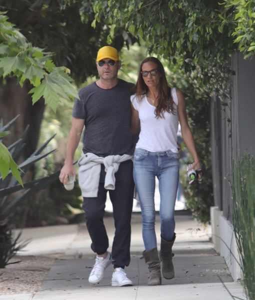 Is Liev Schreiber Dating Gerard Butler's Ex?