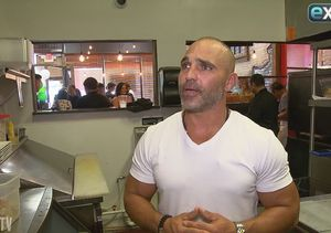 Joe Gorga Gives Update on Joe Giudice's Life in Prison