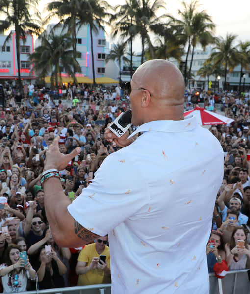 The Rock for President? 'Baywatch' Commander-in-Beach Calls for 'More Poise, Less Noise' on 'SNL'