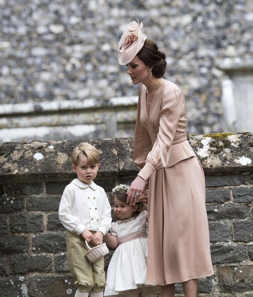 Prince George's Royal Tears Explained