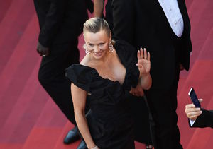 Pamela Anderson's Dramatic Cannes Makeover!