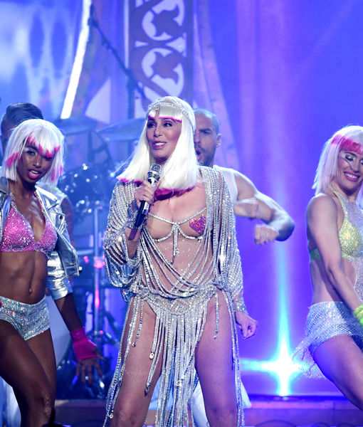 Cher performs in pasties at Billboard Music Awards
