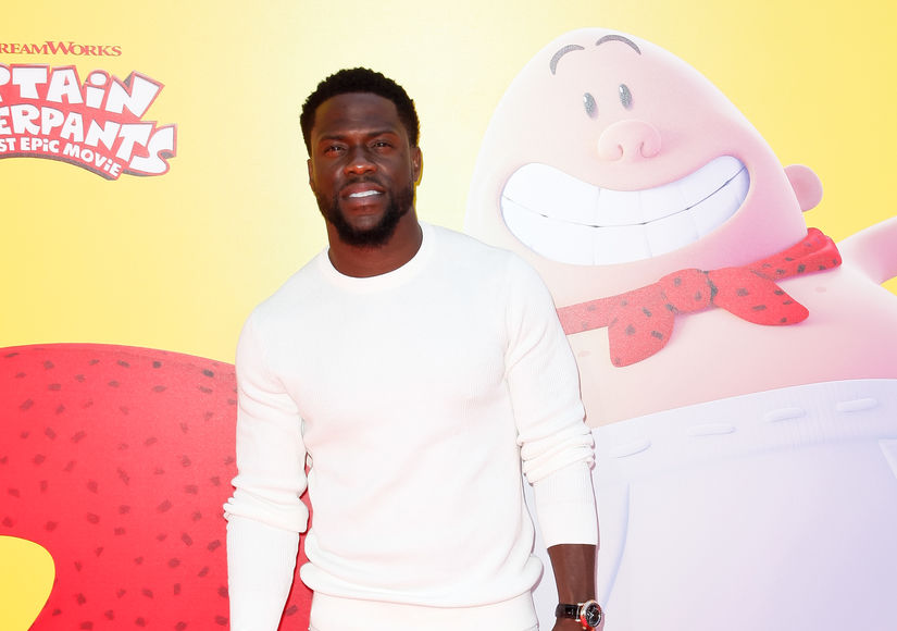 Kevin Hart Gives Small Clue on His Baby Boy's Name