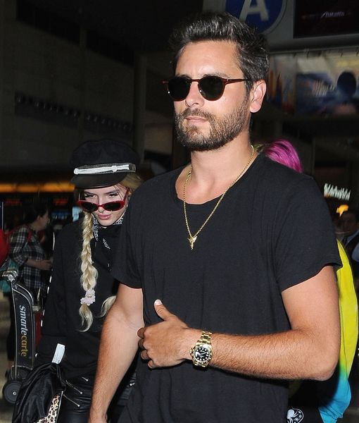 Scott Disick, Bella Thorne confirm romance?