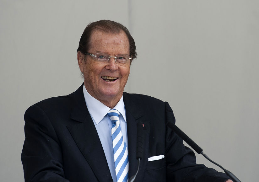 James Bond actor, Roger Moore, dies at 89