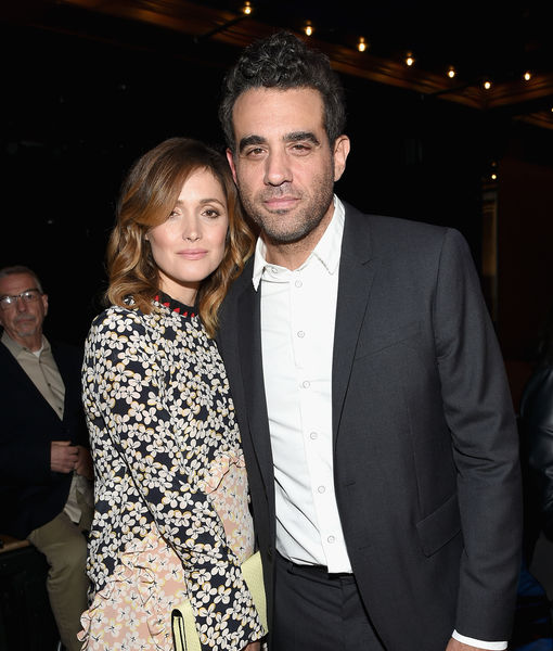 Rose Byrne & Bobby Cannavale Welcome Baby #2