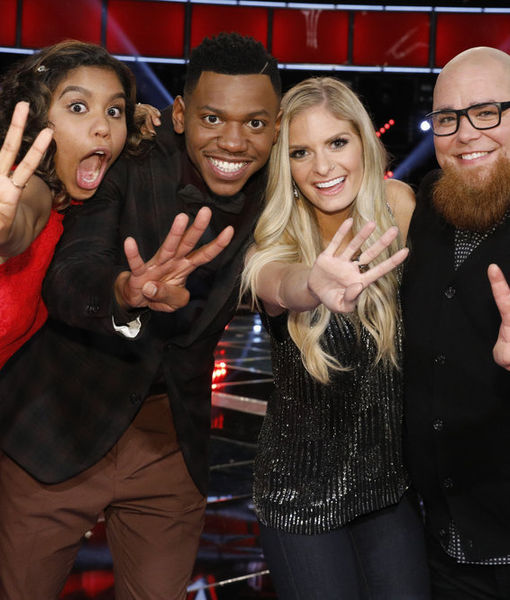 'The Voice' Finale Live Blog! Who Is the Season 12 Winner?