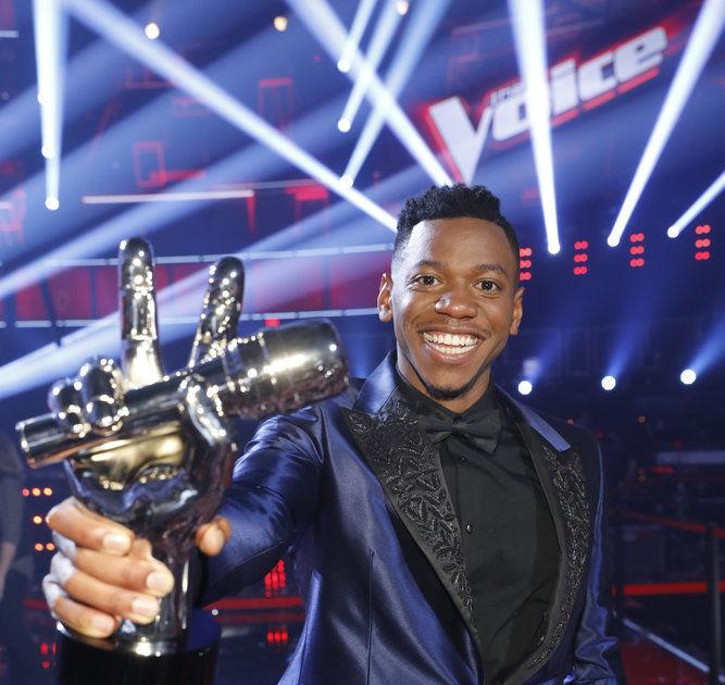 Chris Blue Crowned 'The Voice' Season 12 Winner