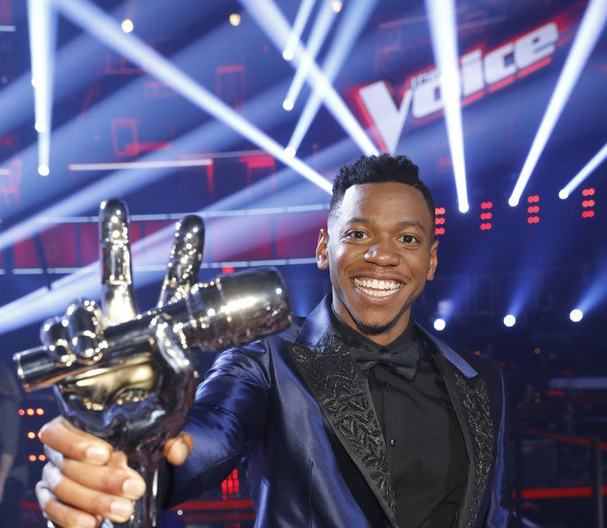 Chris Blue Crowned 'The Voice' Season 12 Winner