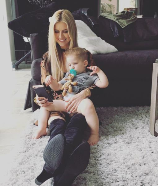 Christina El Moussa reportedly questioned after toddler son falls into pool