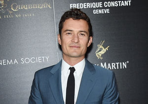 The Sweet Way Orlando Bloom Keeps His Son with Him at All Times, Plus: Is He…