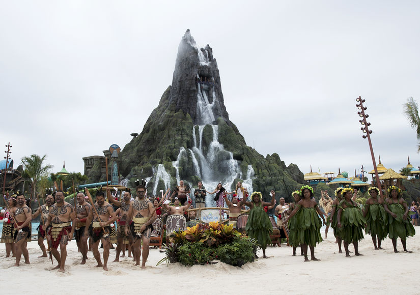 Volcano Bay water park opens at Universal Orlando resort