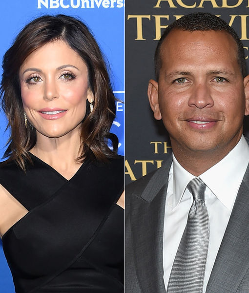 Bethenny Frankel Confirms Alex Rodriguez Dating Rumors, Dishes on His Kissing