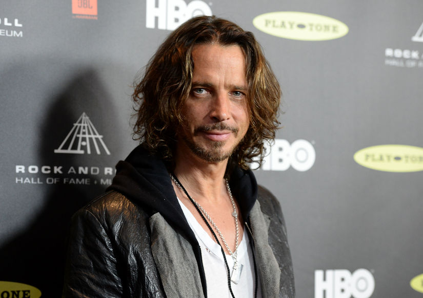 Video: George Clooney, Ryan Gosling & Others Help Chris Cornell's Family Launch Campaign for Human Rights