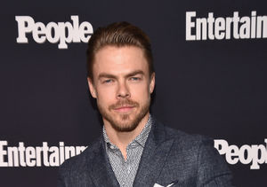 Derek Hough Reacts to 'DWTS' Changes, Plus: He Talks Quarantine…