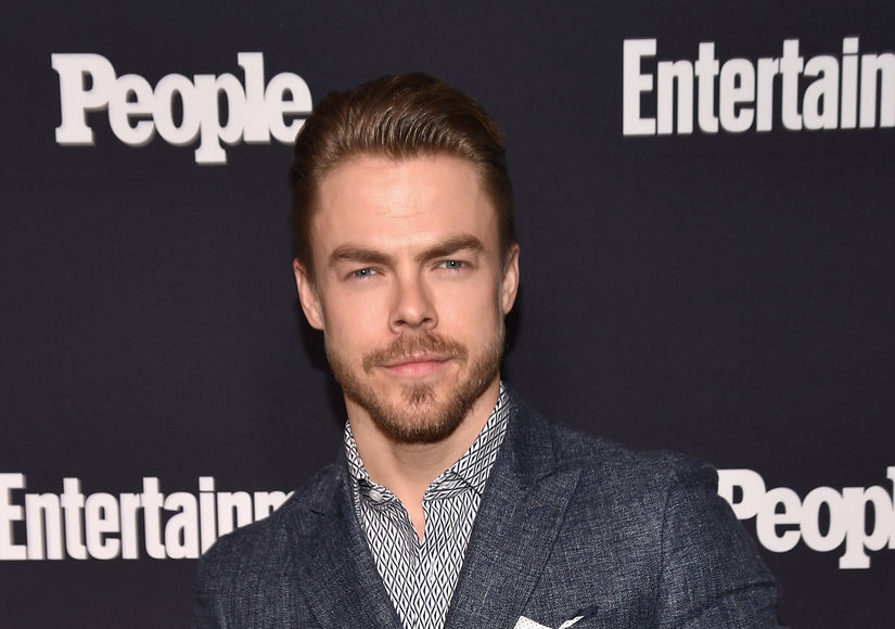 Derek Hough's 'Sneaky' Tease for 'World of Dance'