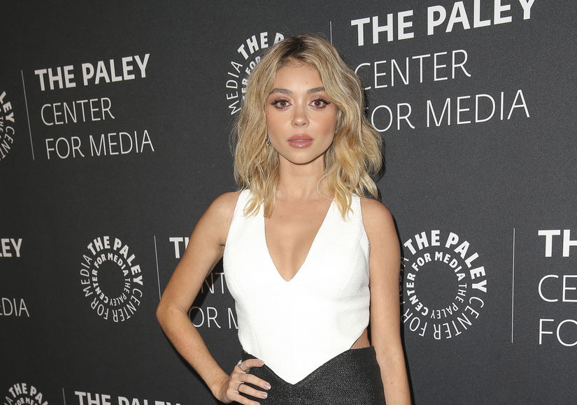 Sarah Hyland Speaks Out Against Anorexia Rumors