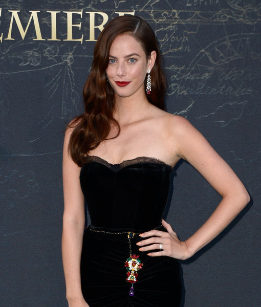 Kaya Scodelario Reflects on Her Fangirling Moment with Johnny Depp on 'Pirates'…