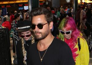 Bella Thorne Jets Out of Cannes After Scott Disick Caught Kissing…