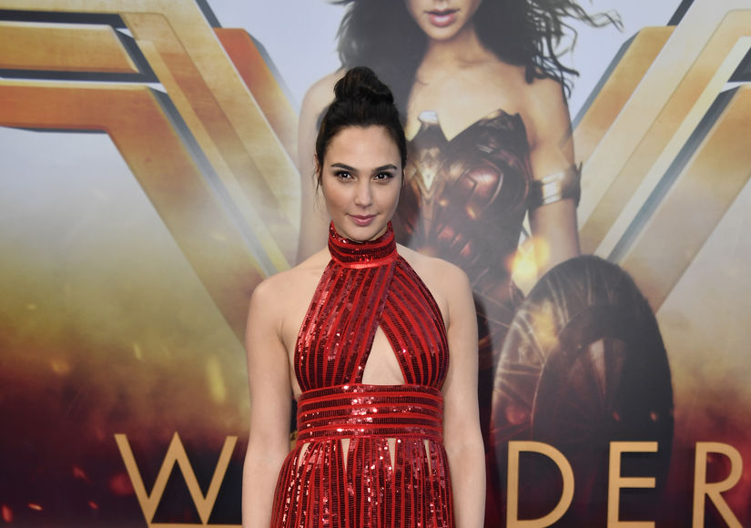 Gal Gadot Is Unsure How to Handle Her Daughters Knowing She Is Wonder Woman