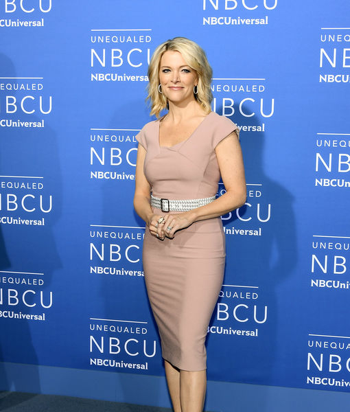 'Extra' Exclusive! Megyn Kelly on Michael Cohen's Threats, Plus: Why She Wants Harvey Weinstein on Her Daytime TV Show
