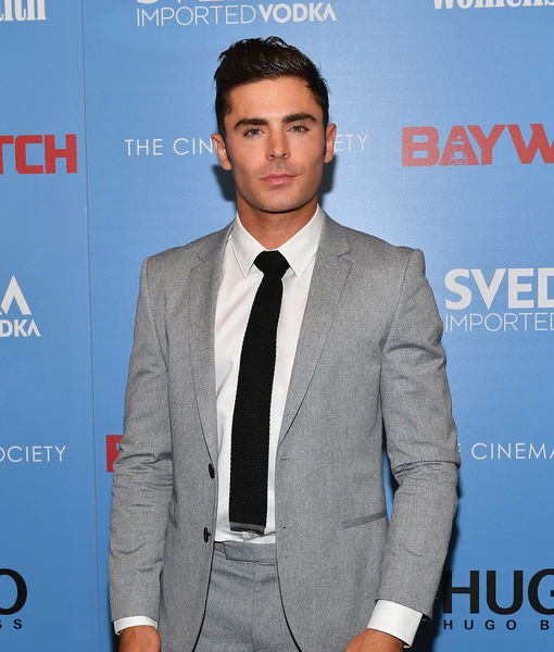 Zac Efron Reveals Which 'Baywatch' Co-Star Is the Better Kisser