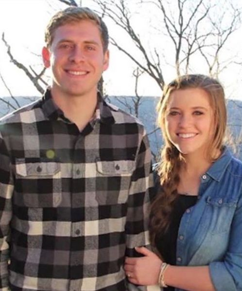 Joy-Anna Duggar Marries Austin Forsyth After Three-Month Engagement