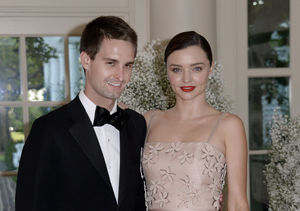 Miranda Kerr & Evan Spiegel Marrying!