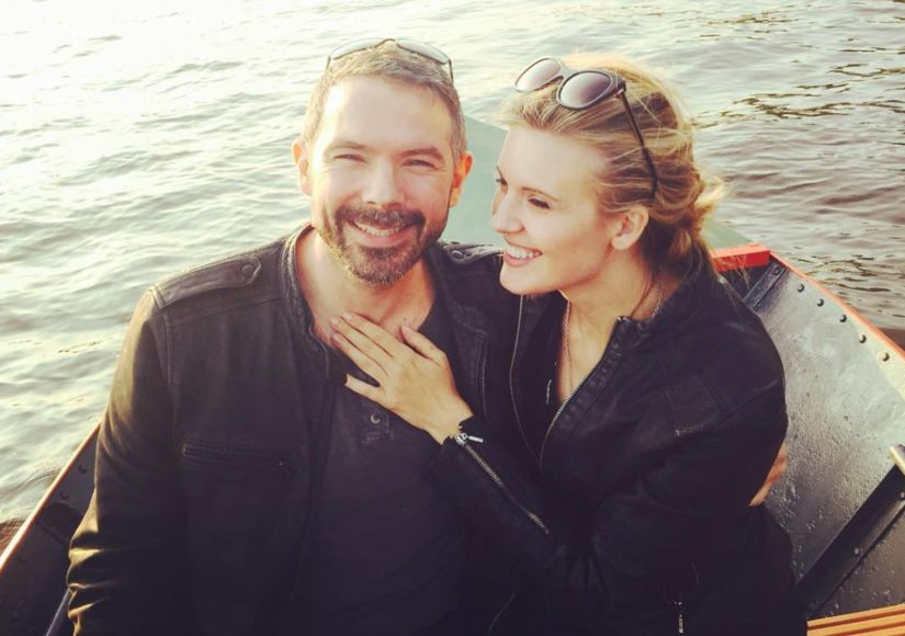 'Lost' Star Maggie Grace Marries Brent Bushnell