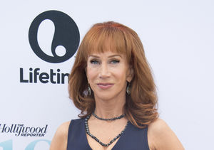 Kathy Griffin on Her Comedy Return After Controversial Trump Photo