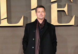Brad Pitt Involved in Multi-Car Crash