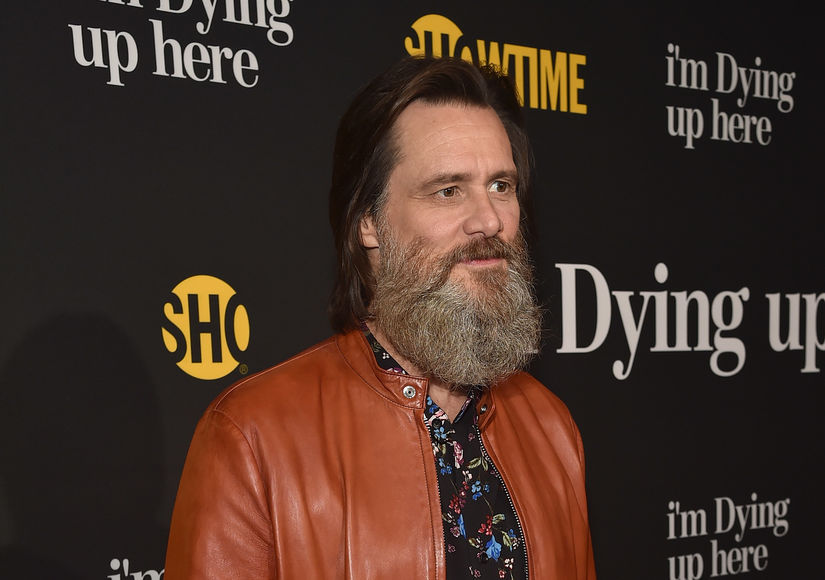 Jim Carrey & Jerry Seinfeld React to Kathy Griffin's Trump Photo Controversy