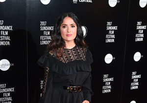 Salma Hayek Urges Everyone to Connect After UK Terrorist Attacks