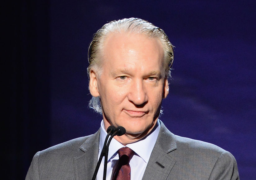Bill Maher Faces Outrage Over Racial Slur on Live TV, Apologizes