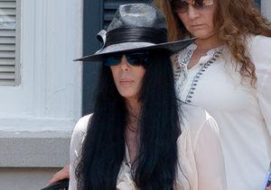 Cher Attends Ex-Husband Gregg Allman's Funeral