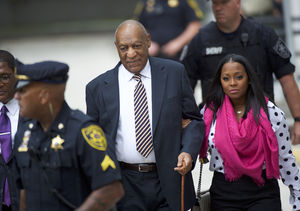 Bill Cosby's Surprising Celebrity Supporter in Court Today