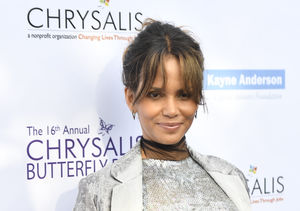 Halle Berry Responds to Pregnancy Rumors