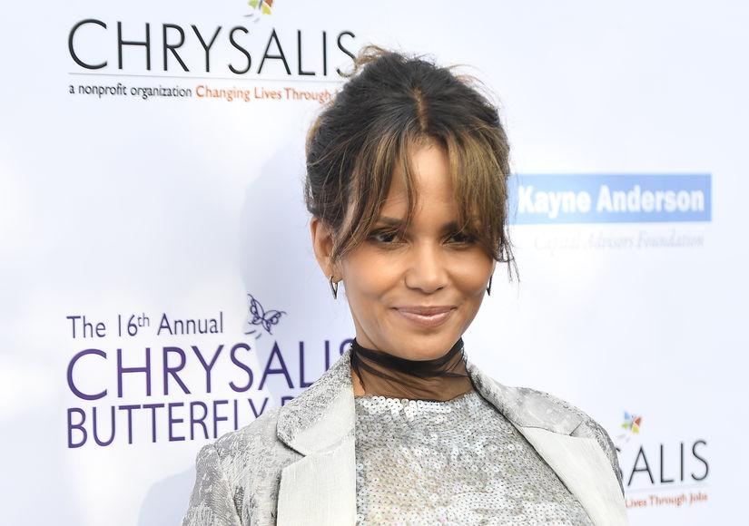 Halle Berry Responds to Pregnancy Rumors
