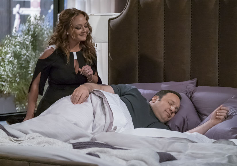 Leah Remini Cast as Series Regular on 'Kevin Can Wait'