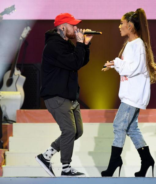Ariana Grande's First Words on Mac Miller's Death
