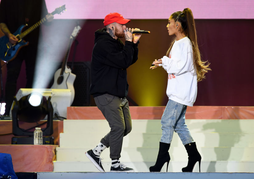 Ariana Grande's First Words on Mac Miller's Death