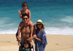 Mario Lopez & Family Head to Dreams Los Cabos for Some Fun in the Sun!